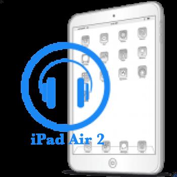 iPad Air 2 Замена разъёма для наушников (аудиоджека)