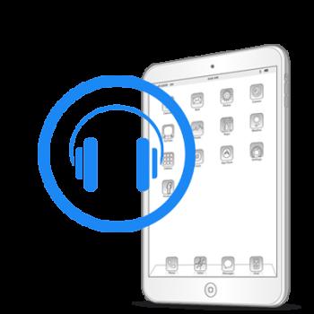Замена разъёма для наушников (аудиоджека) iPad mini