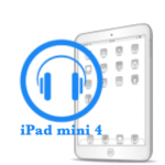 Ремонт Ремонт iPad iPad mini 4 Замена разьема для наушников (аудиоджека)