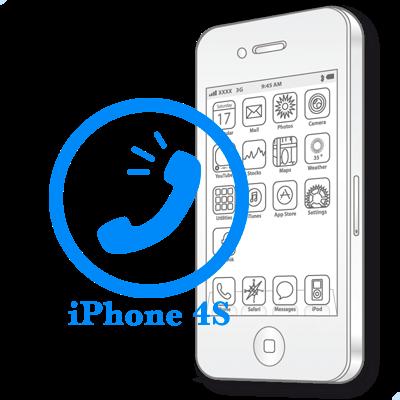 Ремонт iPhone 4S Замена разговорного динамика