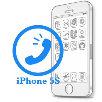 Замена разговорного динамика iPhone 5S