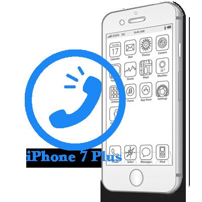 Ремонт iPhone 7 Plus Заміна розмовного динаміка