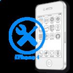 Ремонт iPhone 4 Замена разъема аккумулятора