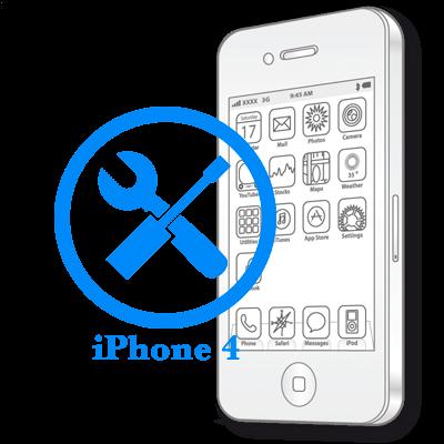 Замена разъема аккумулятора iPhone 4