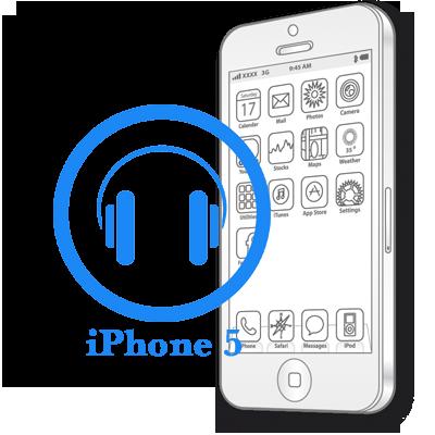 iPhone 5 - Заміна аудіо-роз'єму (вхід для навушників)
