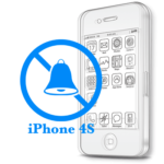 4S- Замена вибромоторчика iPhone