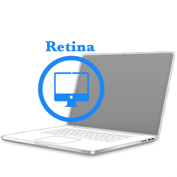 Retina MacBook Pro - Замена шлейфа LCD