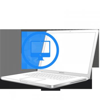 Замена шлейфа LCD на MacBook