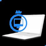 MacBook Air 2010-2017 - Замена шлейфа матрицы
