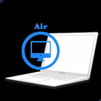 Замена шлейфа матрицы MacBook Air