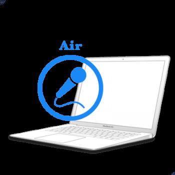 Ремонт Ремонт iMac та MacBook MacBook Air 2010-2017 Заміна шлейфу мікрофона для