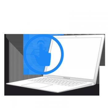 Замена шлейфа тачпада на MacBook Air