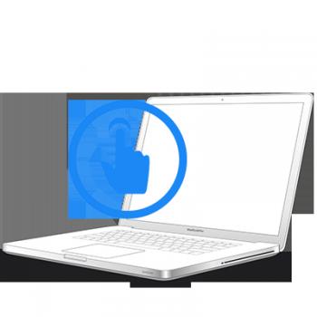Замена шлейфа тачпада на MacBook
