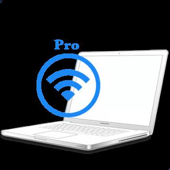 MacBook Pro - Замена шлейфа wi-fi антенны и камеры