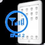 iPad - Замена SIM приемника (3G) 2