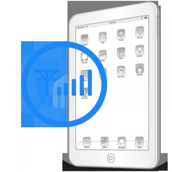 Замена SIM приемника (3G) iPad 2