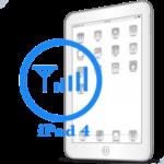 iPad 4- Замена SIM приемника (3G)