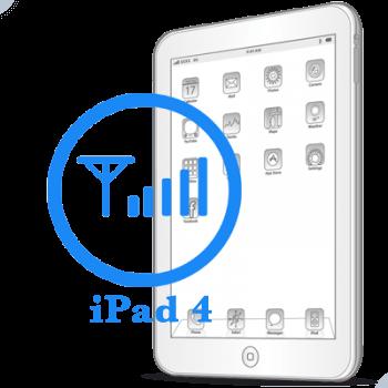 Замена SIM приемника (3G) iPad 4