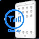 iPad - Замена SIM приемника (3G) Air