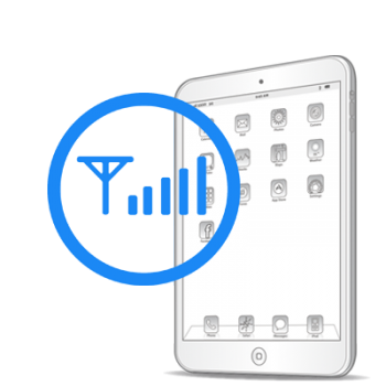 Замена SIM приемника (3G) iPad mini Retina