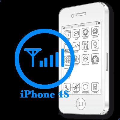 Ремонт iPhone 4S Заміна SIM приймача