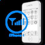 Замена SIM приемника iPhone 4