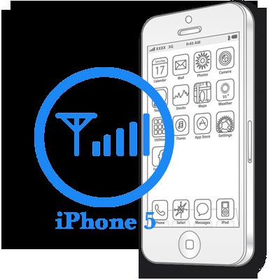Ремонт iPhone 5 Заміна SIM приймача