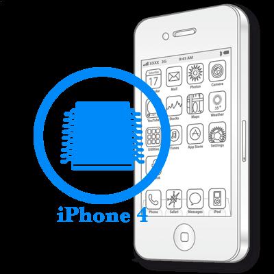 iPhone 4 - Замена системной платыiPhone 4