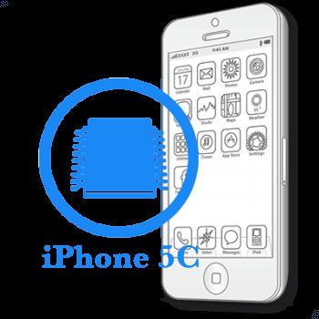 Ремонт iPhone 5C Замена системной платы на