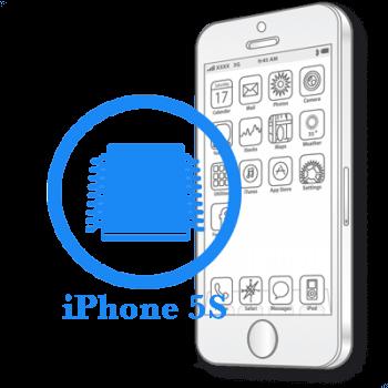 Ремонт iPhone 5S Замена системной платы на