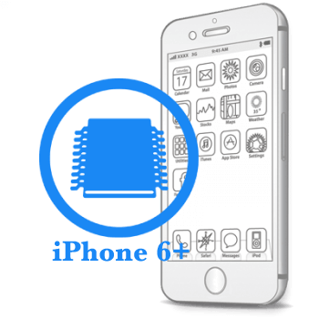 Ремонт iPhone 6 Plus Замена системной платы на