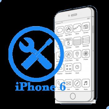 Ремонт iPhone 6 Замена системной платы на