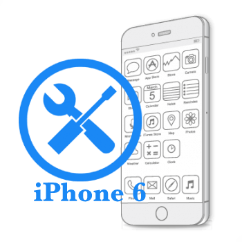 Ремонт iPhone 6 Заміна системної плати на