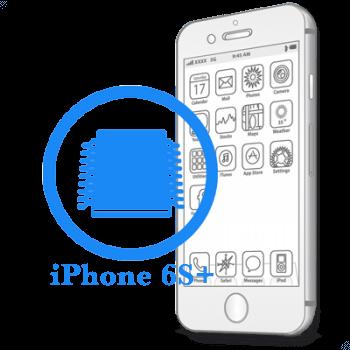 Ремонт iPhone 6S Plus Замена системной платы на