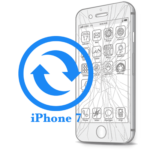 iPhone 7- Замена стекла (тачскрина)