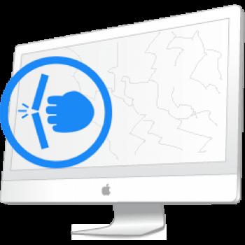 """Ремонт Ремонт iMac и MacBook iMac 21.5"""" (A1311) и 27"""" (A1312) 2009-2011 Замена стекла на iMac A1311 A1312"""