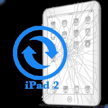 iPad 2 Замена стекла (тачскрина) на