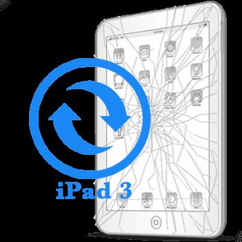 iPad - Замена стекла (тачскрина) 3