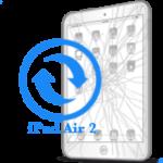 Замена стекла (тачскрина) iPad Air 2