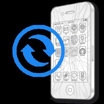 Замена стекла (тачскрина) iPhone 4