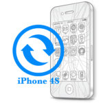 iPhone 4S - Замена стекла (тачскрина)iPhone 4S