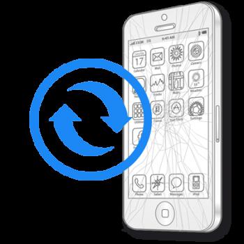 Замена стекла (тачскрина) iPhone 5