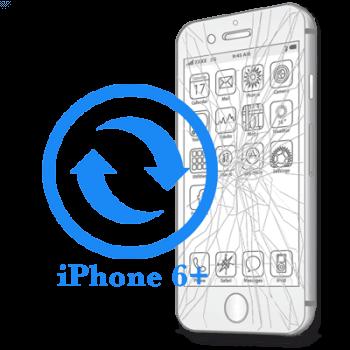 6 Plus iPhone - Замена стекла (тачскрина)