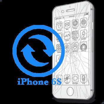 Ремонт iPhone 6S Замена стекла (тачскрина)