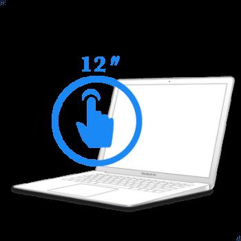MacBook 12ᐥ- Замена тачпада