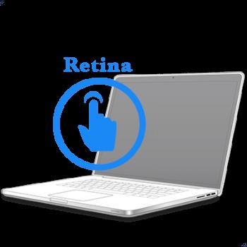 Замена тачпада на MacBook Pro Retina