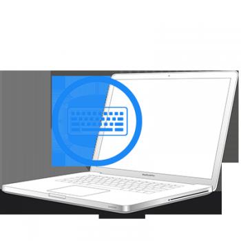 Замена топкейса на MacBook Pro