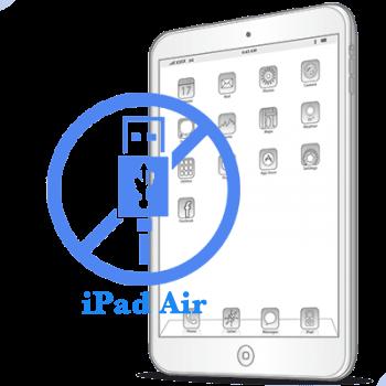 iPad Air- Замена USB контролера