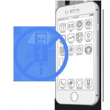 Замена USB контроллера iPhone 6 Plus