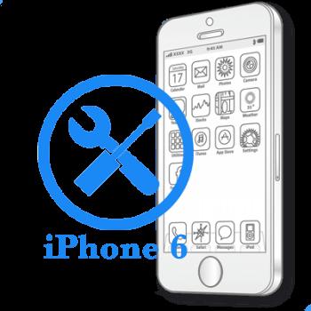 Замена USB контроллера iPhone 6